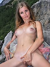 Erected Nipples, Femjoy - Verena S. in Premiere