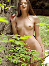 Tiny Breasts, Stefani | Kind Nature