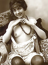 Small Breast, Blast from the Past Women