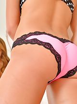 lace panties Angelic Cutie Mary cute bra and panties