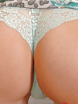 lace panties, Elizabeth Rose aka Angel Hott