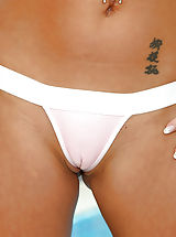 young panties, Sprawling Out